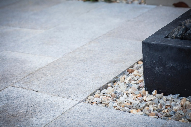 Outdoor Marble Paving