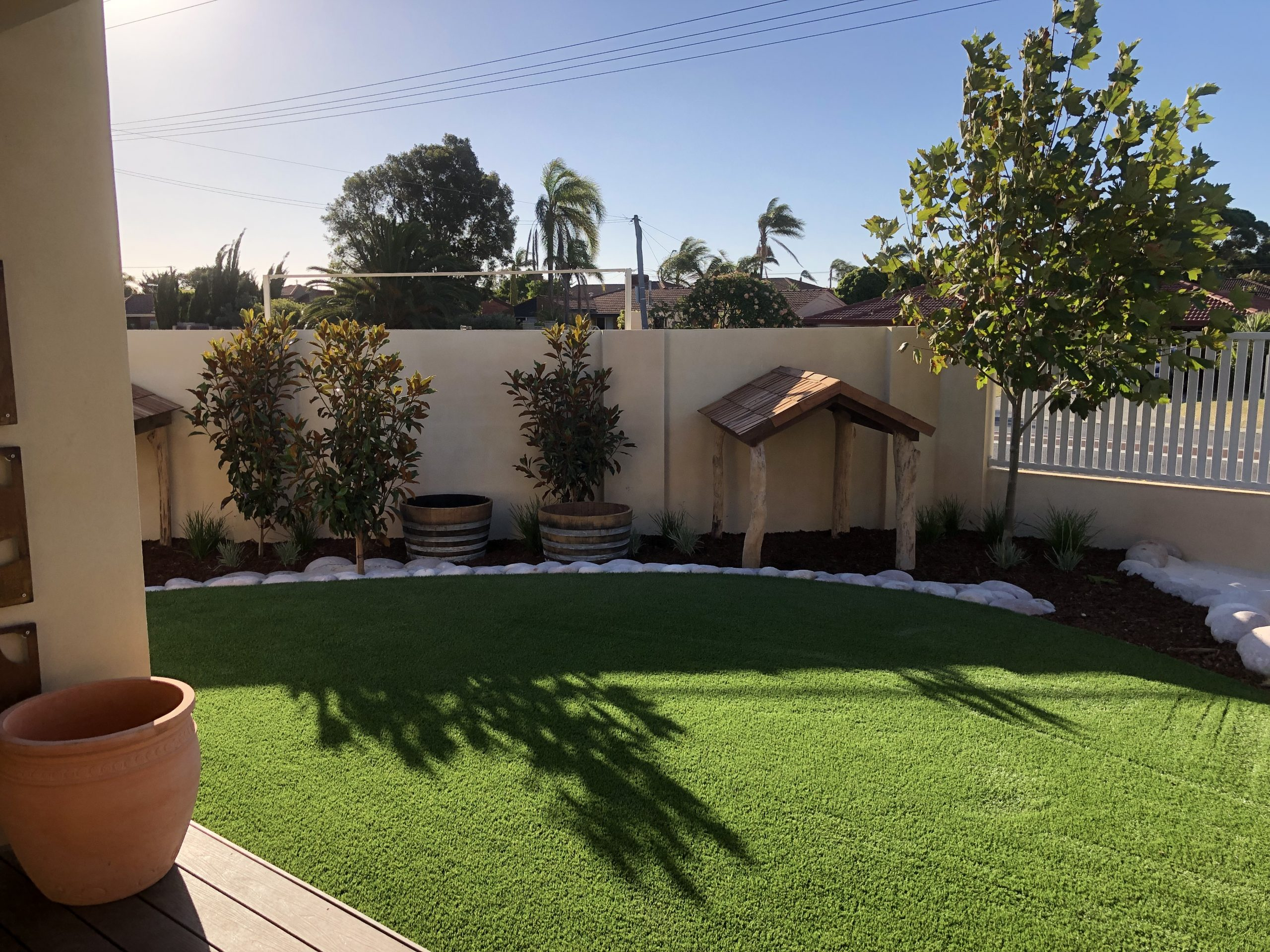 Turf Installation for Commercial Properties